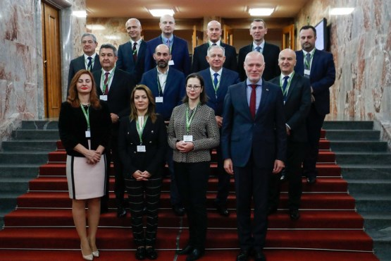 Deputy Chair of BiH Parliamentary Assembly Delegation at the Parliamentary Assembly of the South-East Europe Cooperation Process Bariša Čolak took part at the meeting of the PASEECP Standing Committee in Ljubljana