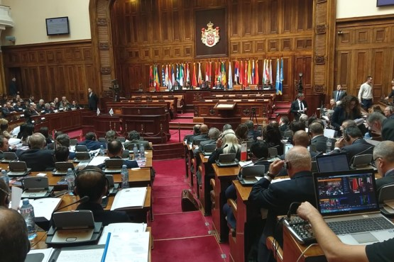 The 13th plenary session of the Parliamentary Assembly of the Mediterranean ended in Belgrade